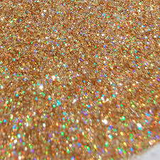 holographic glitter gold holo glitter rainbow gold solvent resistant holographic