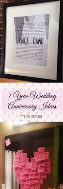 1st year anniversary gift ideas for husband 1st anniversary gift anniversary gift for husband or