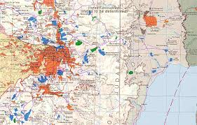 Map Israel Jerusalem Map