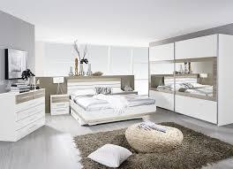 chambre adulte complète contemporaine blanche chêne clair tamara