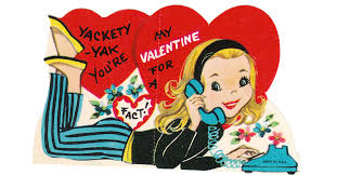 retro valentines just 12 retro s day cards to take you back in time