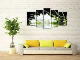 tableau pour bureau tableau deco pour bureau tableau moderne design fleur de lotus