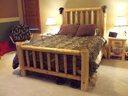 Rustic Log Bedroom Furniture Log Artistry Log Bedroom Furniture