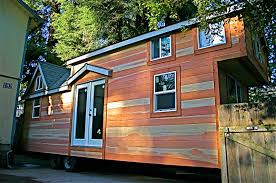 tiny house 2 bedroom molecule builds another spacious tiny home on a trailer
