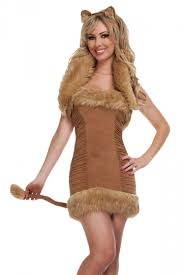Queen Halloween Costume Brown Cosplay Shoulder Womens Cat Halloween Costume
