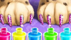 fun animals care kids games jungle animal hair salon 2 jungle