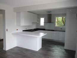 modele de plan de travail cuisine cuisine cuisine design blanc laquã e modele cuisine amenagee leroy
