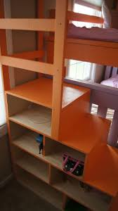 Twin Storage Bed Plans Best 25 Bunk Beds With Storage Ideas On Pinterest Corner Beds