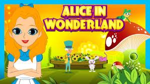 alice wonderland fairy tales bedtime story kids