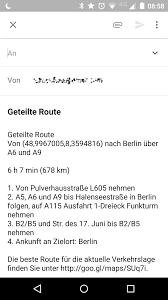 Maps Goo Google Maps 9 3 Erlaubt Das Teilen Von Routenplänen Und Mehr U2013 Giga