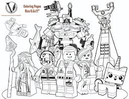 the lego movie coloring pages 15 pages game games birthday