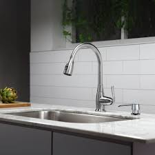 kitchen awesome touchless kitchen faucet delta leland costco