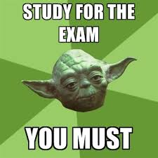 Study Memes - study for the exam you must create meme