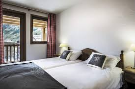 chambre de cryoth apie apartment for rent in val d isere residence alpina lodge