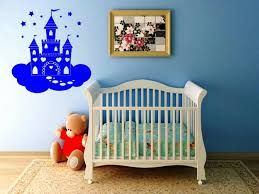 lighten your little girl s room using princess wall decals jen image of disney princess wall stickers large