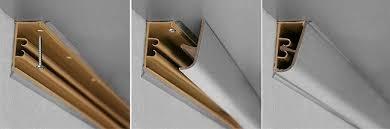 kranzleiste küche 3 meter kranzleiste küche hängeschrank analog wandanschlussprofil