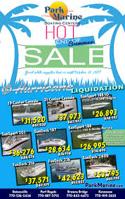 u0026 used boats for sale park marine boating centers