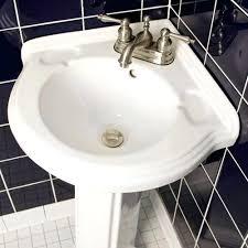 Porcelain Pedestal Sink Large Size Of Bathroom Sinkstylish Corner Pedestal Sinks For Small