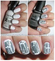 beautyredefined by pang china glaze crackle collection review