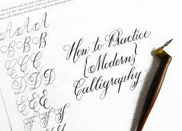 practice calligraphy worksheets worksheets