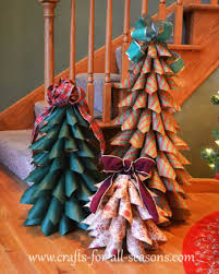 How To Make A Christmas Tree Star For Top - 19 clever ways to use leftover wrapping paper