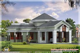 1 Storey Floor Plan by One Storey House Designs And Floor Plans One Story Bungalow Plans