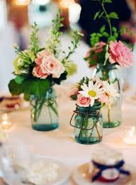 jar wedding centerpieces jar centerpieces ideas for wedding reception centerpieces