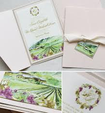 vineyard wedding invitations tara w watercolor vineyard wedding invitationmomental designs