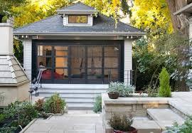 Garage Door Conversion To Patio Door Garage Conversion Planning Guide Cabana And Window