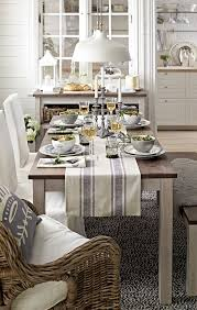 casual dining room ideas best 25 dining table runners ideas on pinterest dining room