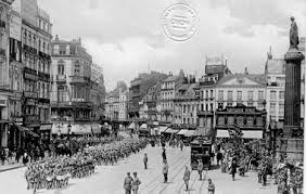 siege du credit du nord lille german rule remembrance trails of the great war in