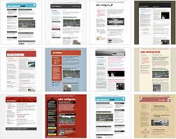 100 free html email newsletter templates patternhead