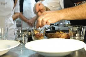 cour de cuisine maison prévôt restaurant gastronomique à cavaillon luberon