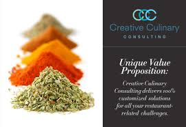 consulting cuisine web copywriting for a colorado culinary consulting company