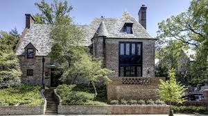 Where Does Hillary Live by Obamas Pick Kalorama Mansion In D C As Home Post White House