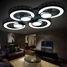 Diy Ceiling Lamps Whole Modern Ceiling Light Living Room Ceiling Lamp Creative