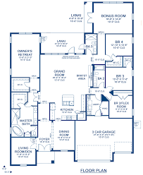 How To Make Blueprints For A House by Key Largo A New Home Floor Plan At Waterleaf By Homes By Westbay
