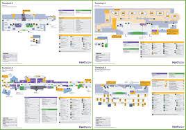 London Airports Map London Maps Uk Maps Of London
