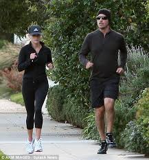 reese witherspoon engagement ring reese witherspoon leaves engagement ring at home on run with
