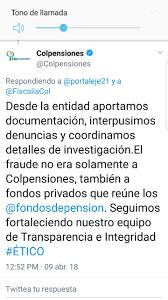 colpensiones certificado para declaracion de renta 2015 multimillonaria estafa a colpensiones denuncia fiscal general eje21