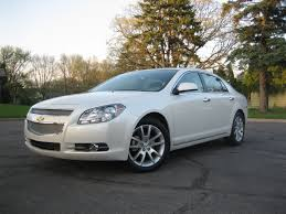 review u2013 2010 chevrolet malibu ltz