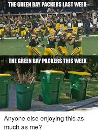 Funny Packer Memes - the green bay packers lastweek 0x nfl 29 the green baypackers this