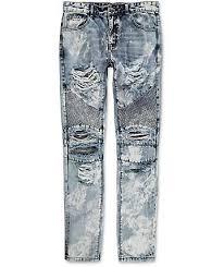 Comfort Colors Washed Denim Men U0027s Jeans Zumiez