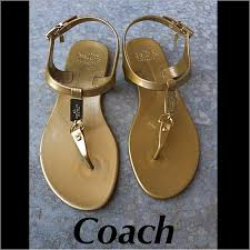 Are Coach Shoes Comfortable Coach Coach Plato Jelly Thong From Wenda U0027s Closet On Poshmark
