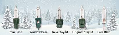 stylish design christmas tree replacement bulbs holiday bright