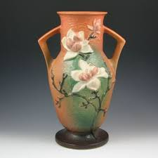 Rosewood Pottery Vase 95 Best Art Pottery Images On Pinterest Roseville Pottery