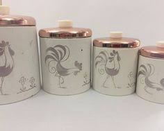 copper kitchen canister sets farmhouse kitchen canister sets and farmhouse decor ideas canister