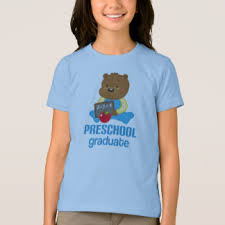 pre k graduation gifts preschool graduation t shirts shirt designs zazzle