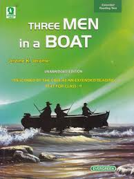 three men in a boat for class 9 amazon in jerome k jerome books