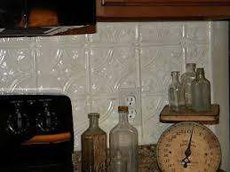 Tin Ceiling Tiles For Backsplash - the 25 best tin tile backsplash ideas on pinterest ceiling